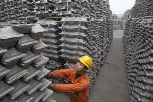 aluminium stock