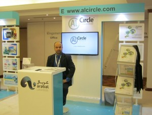 AlCircle at ARABAL