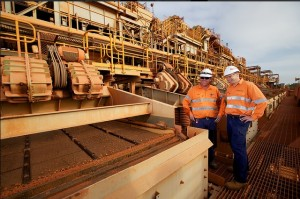Sustainable Aluminium, weipa bauxite mines