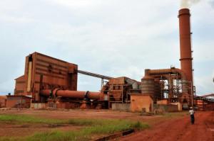 guinea-bauxite-factory