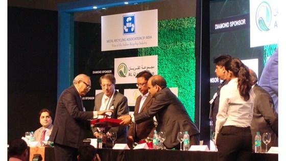 MRAİ 5. Hint Uluslararası Metal geri Dönüşüm Konferansı