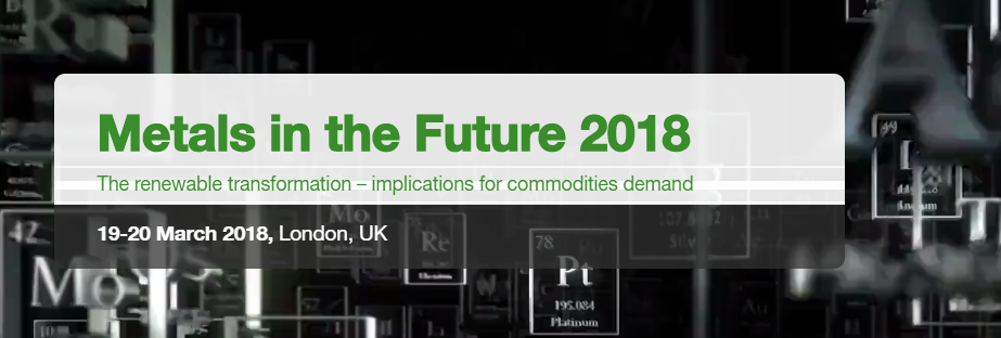 Metals in the Future